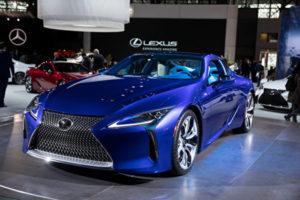 豪车 新能源 汽车