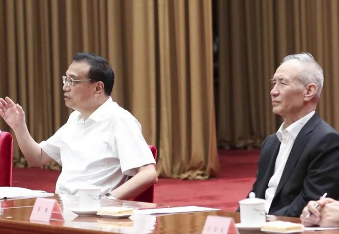 刘鹤习近平决裂, 中美谈判换将胡春华