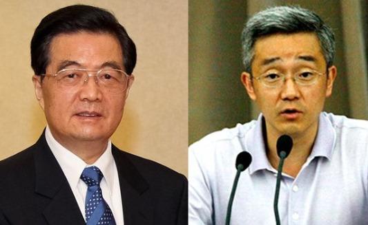 胡海峰为前中国国家主席胡锦涛之子
