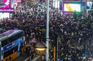 香港大罢工
