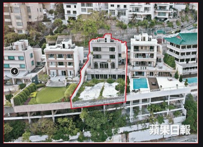 香港习近平家族的豪宅