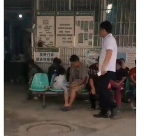 云南省西双版纳爆发了登革热
