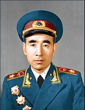 林彪元帅服装