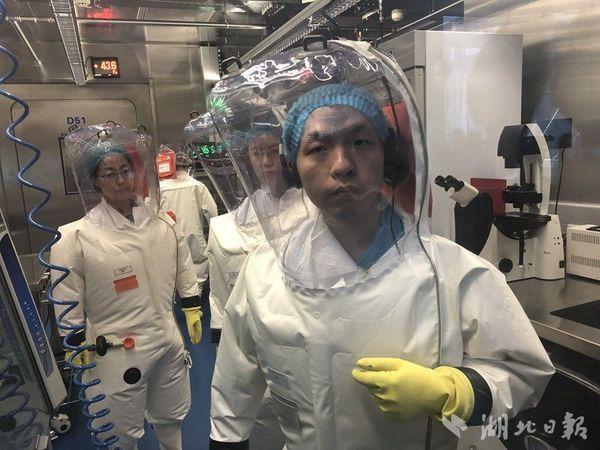 P4病毒实验室