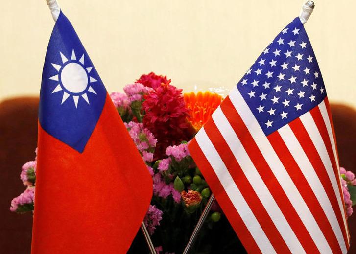 美国台湾国旗