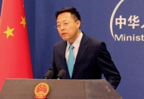 赵立坚威胁川普:中国人可以不用iPhone