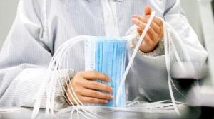 卫生纸口罩