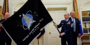 美国太空军军旗