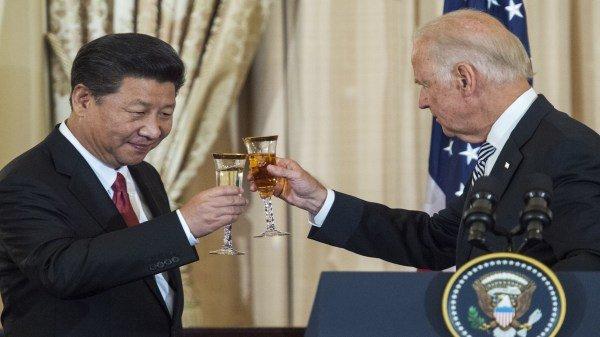 拜登:美国将和北京合作