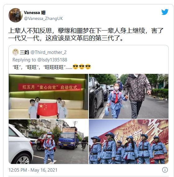 邓小平深受文革之害无担当不敢反思,红卫兵浪潮席卷中国