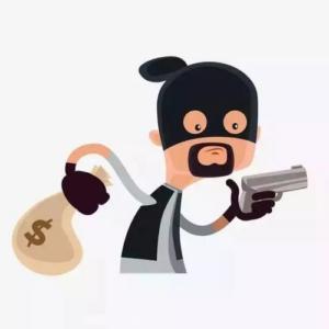 劫匪 - 社会治安