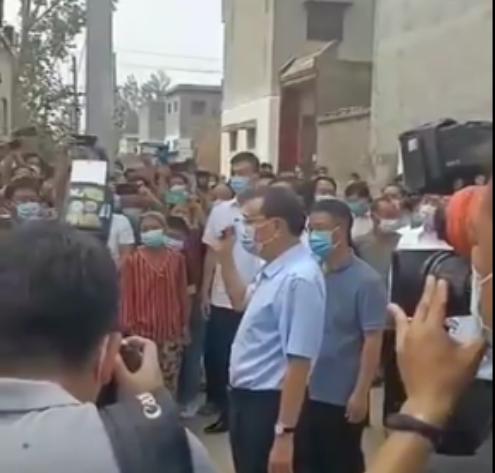 李克强看到十万淹死的尸体后正式派国务院调查组到郑州,习家军疯狂反扑